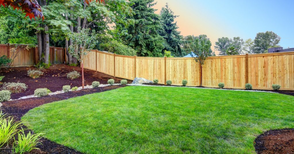 San Antonio Wooden Fence